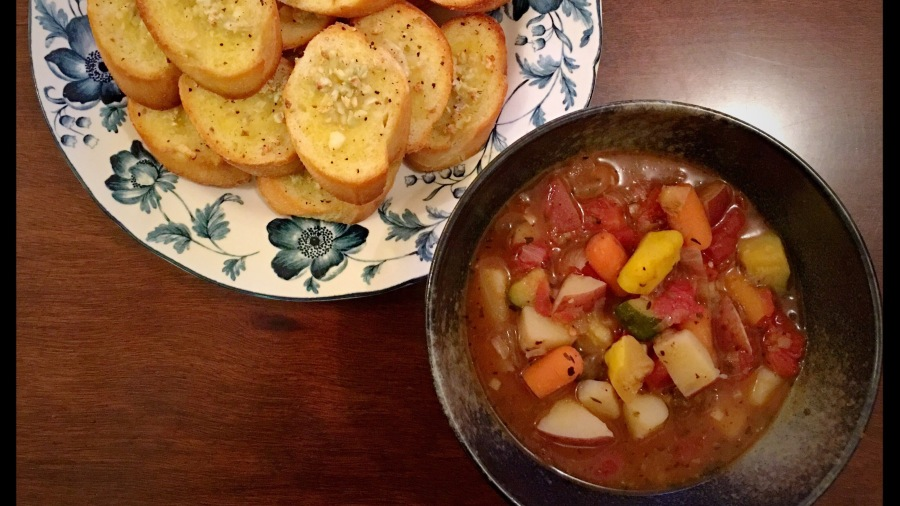 Pot O' Veggies – Soups and Whatnot